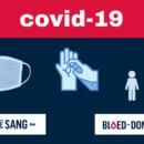 Donner en période de covid-19